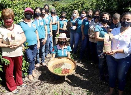 Projeto Mulheres do Café destaca produção do norte pioneiro do Paraná