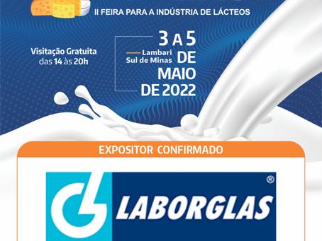 Laborglas apresentará novidades na FORLAC 2022