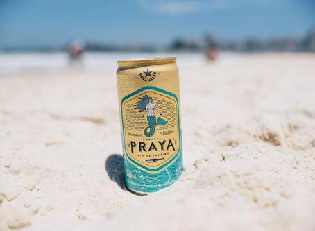 Cerveja Praya promove ação com o Instituto Vida Livre