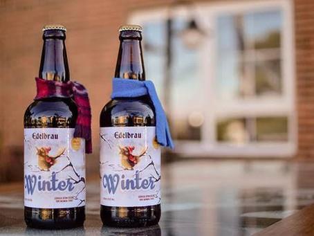 Cervejaria Edelbrau recebe o outono com sua Oatmeal Stout