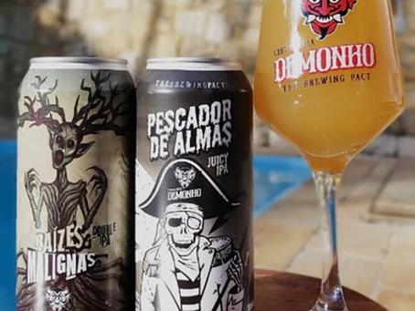 Cervejaria Demonho lança novas IPAs