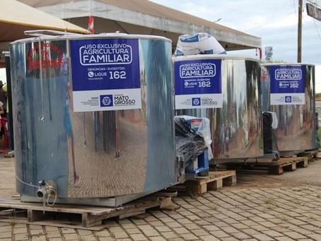 MT: governo homologa compra de até R$ 4 milhões em resfriadores