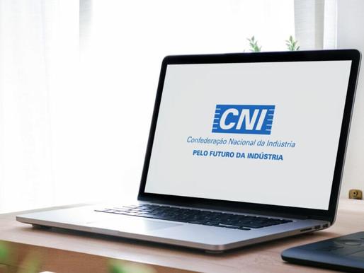 Associação participa de encerramento de workshop online da CNI