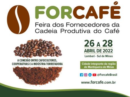 Lambari será o palco da FORCAFÉ 2022, cidade integrante da região da mantiqueira de minas