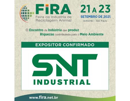 SNT Industrial garante presença  na FIRA 2021