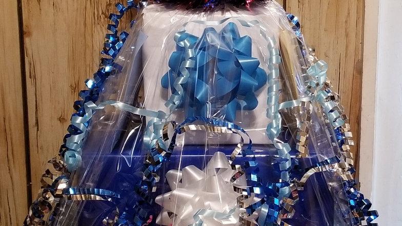 Boys 1-12 yr old Ex-Large Birthday Gift Basket