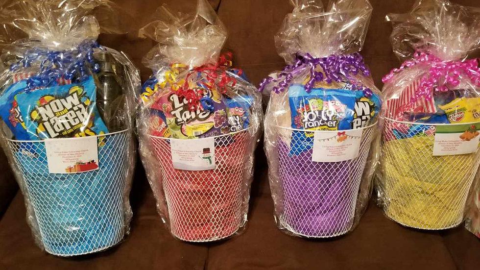 Raffle Giveaway Medium Baskets