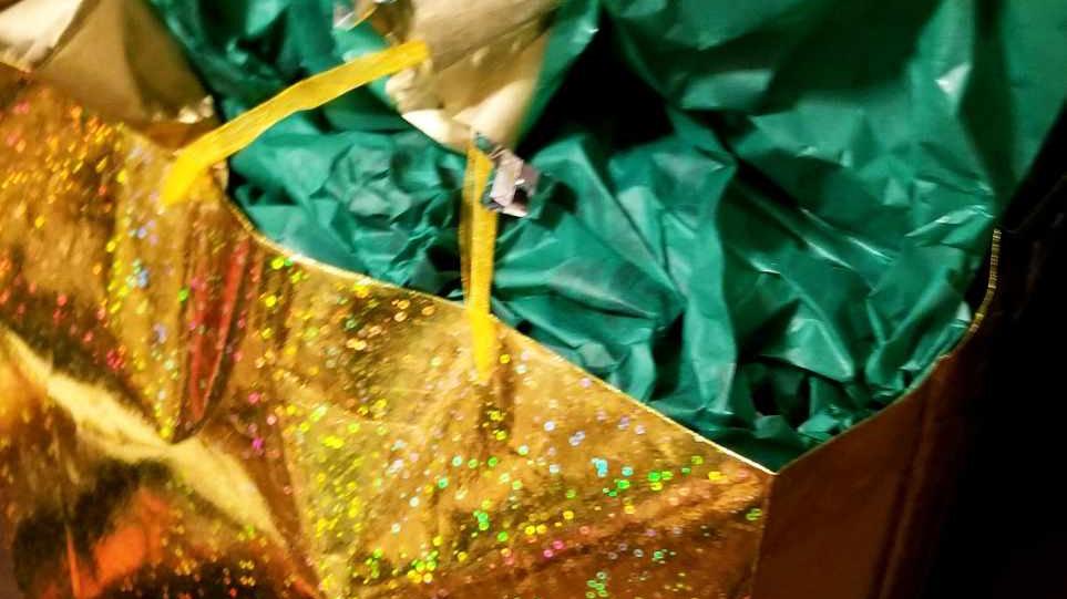 Women Large Mardi Gra Gift Bag