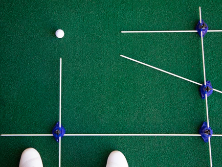 The Back and Forth, Continuous-Motion, Non-Stop Swing Drill