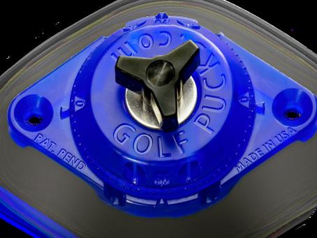 Golf Pucks Patent Granted!