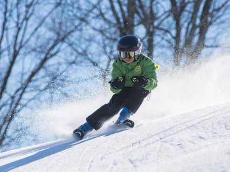 Bergsport im Winter