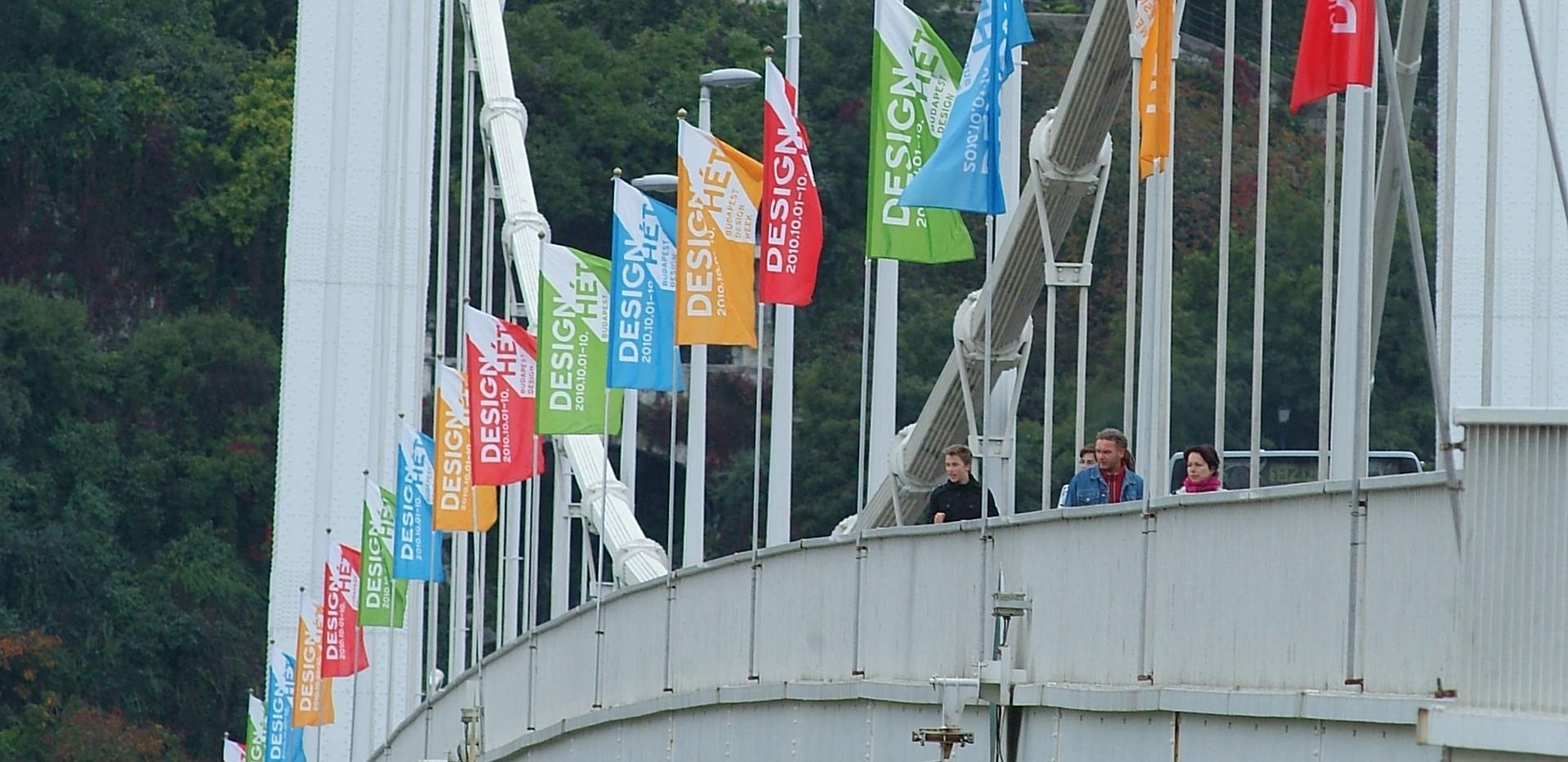 Budapest_Design_Week_2010_flags