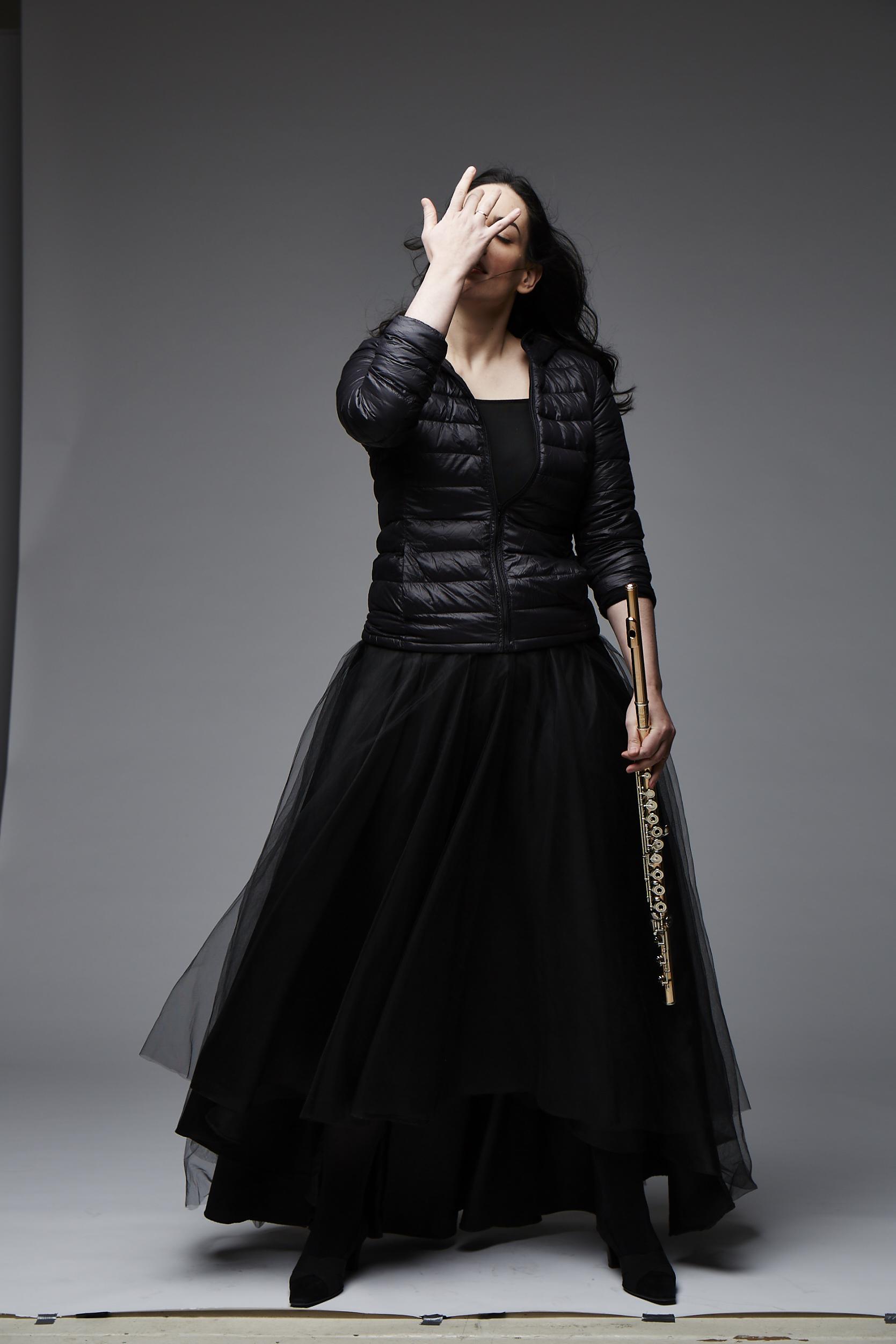 Noemi Gyori flute 2017