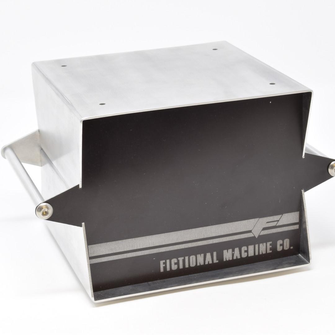Aluminum project box