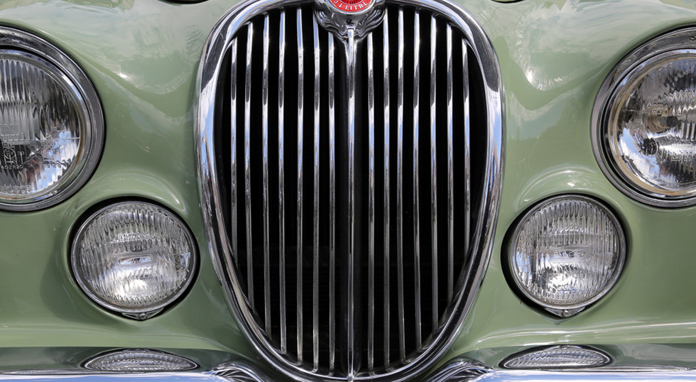 S Type Radiator Grille by Andy Smith LRPS CPAGB