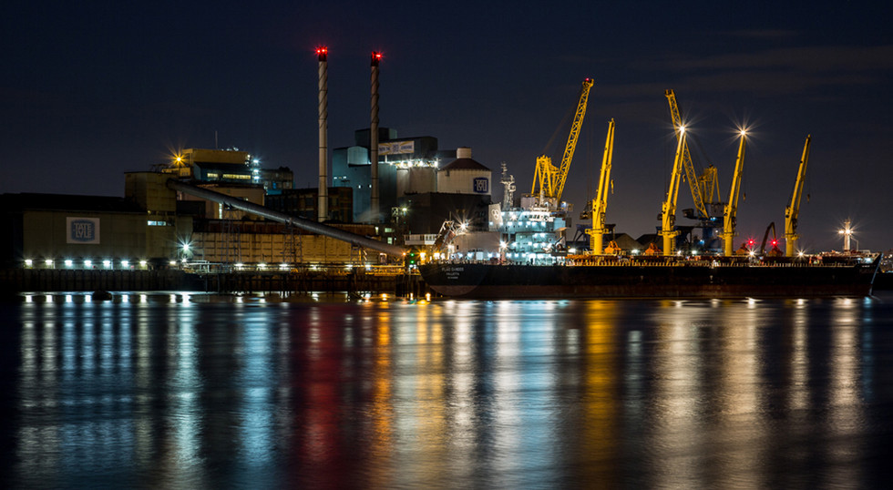 Night Industry by Andy Smith LRPS CPAGB