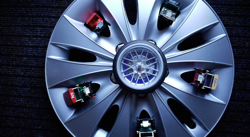 Wheel Of Time by Stan Pilkington