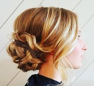 #prom2017 #blondehair #bumbleandbumble #