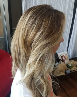 Summer is coming! Bring on the blonde. #