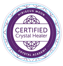 Certified Crystal Healer