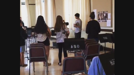 Davis West - String Improv Class @ Sturgis Music Academy 2