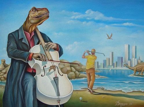 Jurassic Wedding Duet