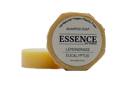 Shampoo Bar - Lemongrass + Eucalyptus
