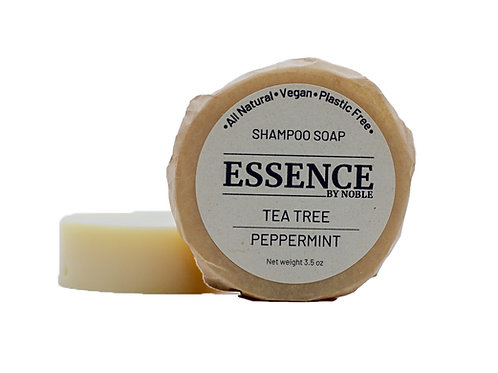 Shampoo Bar - Tea Tree + Peppermint