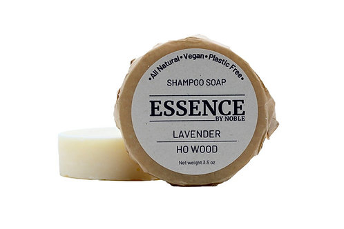 Shampoo Bar - Lavender + Ho Wood
