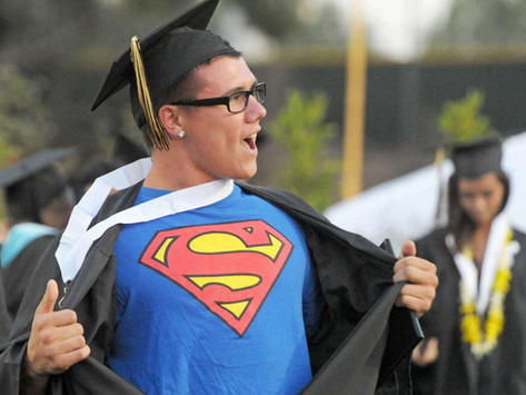How To Look Like A Superhero In Your College Applications