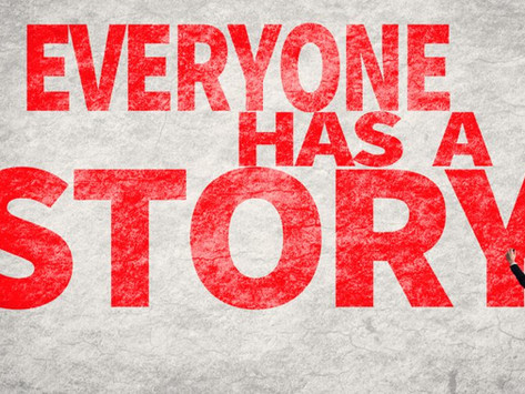 How to tell your story like a pro