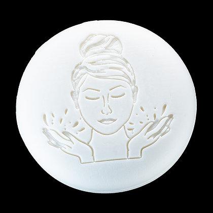 Gesichtsseife für sensible Haut 50g (19.90€/100g)
