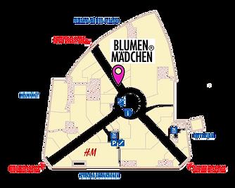 Lageplan Galerie Roter Turm Chemnitz Erdgeschoss Blumenmädchen Chemnitz