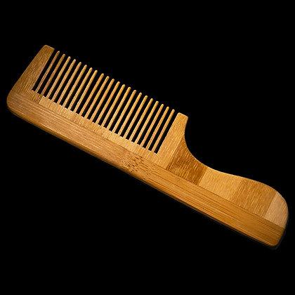 Haarkamm aus Bambusholz