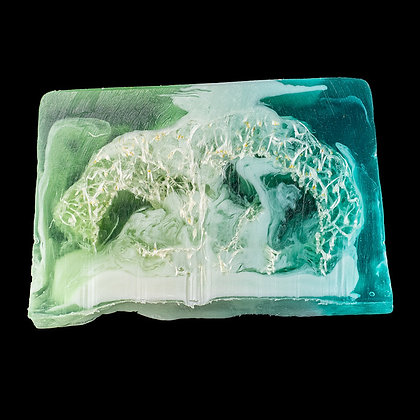 "SOAP ""Luffa - Blue Diamond"" (6.95€/100g)"