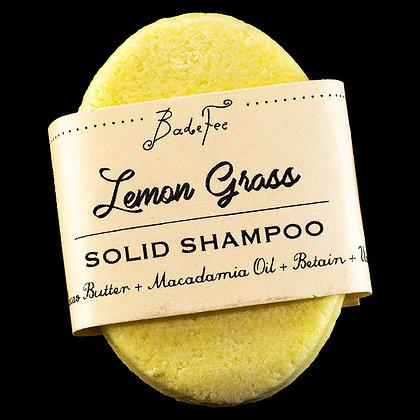 """Shampoo Bar """"Lemon Grass"""" 50g (19.90€/100g)"""