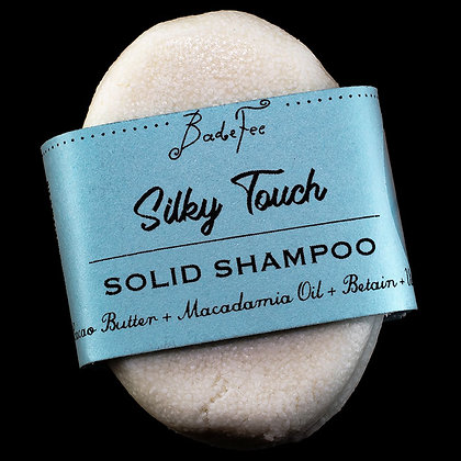 "Shampoo Bar ""Silky Touch"" 50g (19.90€/100g)"