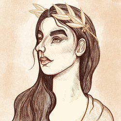 Goddess – Ellen Heydenrych, 2020