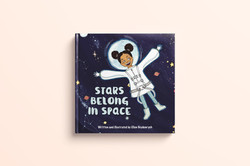 Stars Belong in Space – Written and Illustrated by Ellen Heydenrych