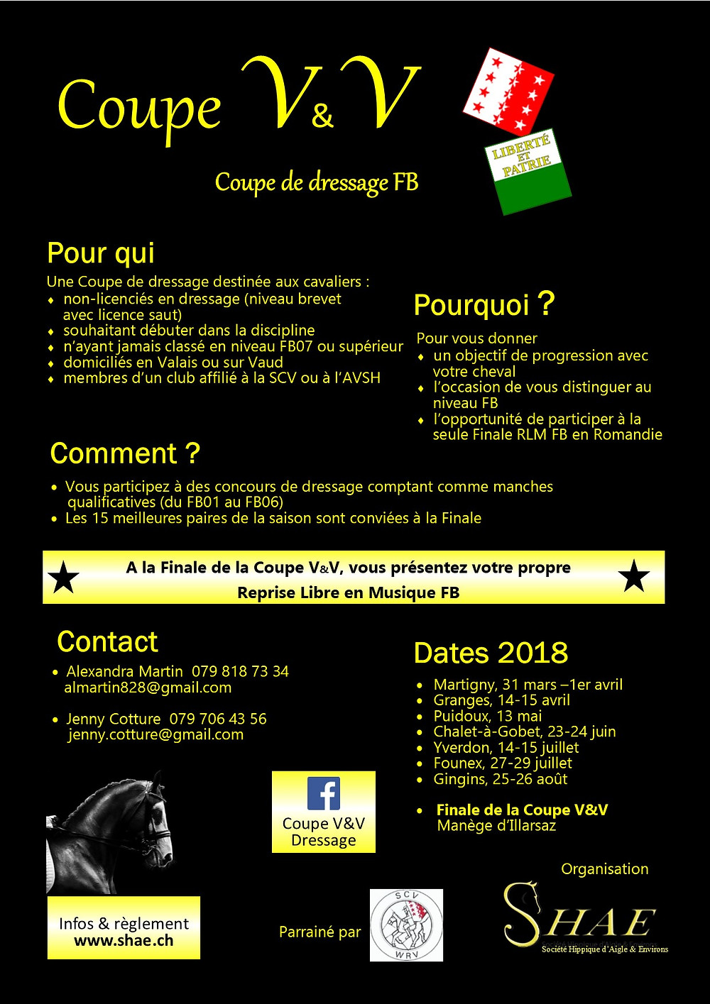 cours d'hiver shae