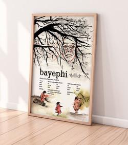 Bayephi Poster – Ellen Heydenrych, 2017.