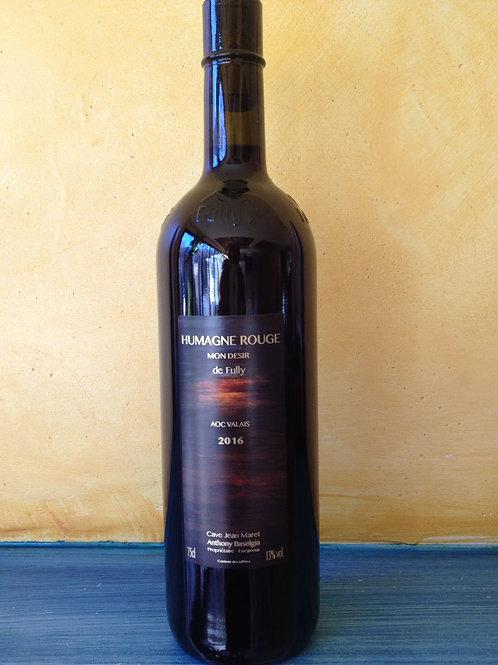 Humagne Rouge AOC 50 cl