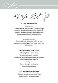 G&M-wedding-menu