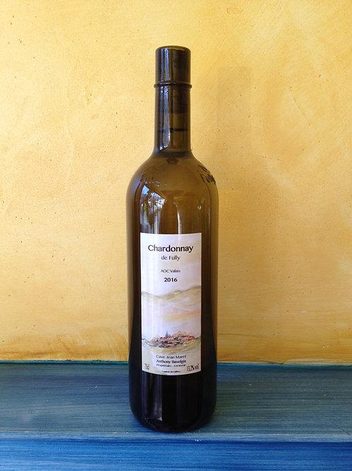 Chardonnay de Fully AOC 75 cl