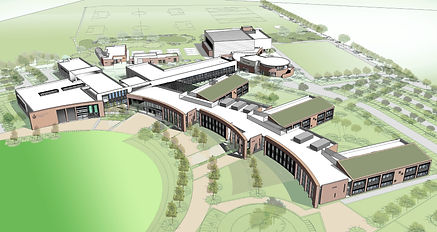 Brockenhurst college masterplan design.j