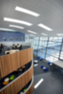 Walsall College interior architecture 4.