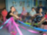 Danzaterapia in istituzione