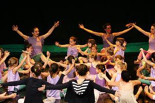 Crescere con la Danza