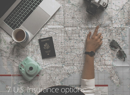 Top 7 U.S. Insurance options for American Expats.