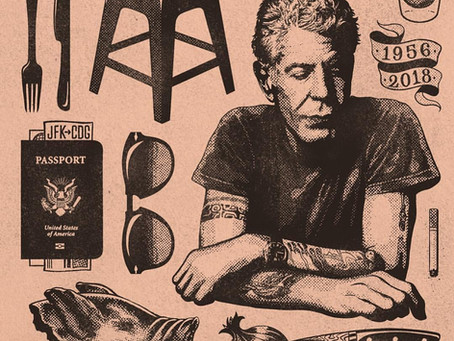 Anthony Bourdain Quotes to Live By